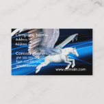 Pegasus Flight Business Cards