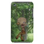 Piping Satyr Barely There iPod Case