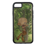 Piping Satyr Carved iPhone 8/7 Case