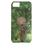 Piping Satyr Case For iPhone 5C