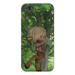 Piping Satyr Case For iPhone SE/5/5s