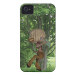 Piping Satyr Case-Mate iPhone 4 Case