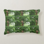 Piping Satyr Decorative Pillow