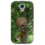Piping Satyr Galaxy S4 Case