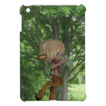 Piping Satyr iPad Mini Cases