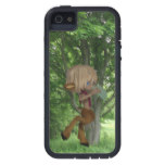 Piping Satyr iPhone SE/5/5s Case