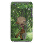 Piping Satyr iPod Touch Case-Mate Case