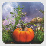 Pumpkin Pixie Stickers