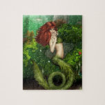Red Haired Mermaid Puzzle