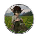 Satyr in Field Candy Tin