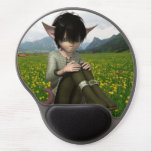 Satyr in Field Gel Mouse Pad