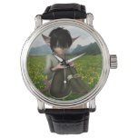 Satyr in Field Wrist Watch
