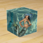 Underwater Mermaid Favor Box