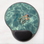 Underwater Mermaid Gel Mouse Pad