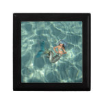 Underwater Mermaid Keepsake Box
