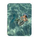 Underwater Mermaid Magnet