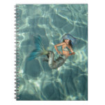 Underwater Mermaid Notebook