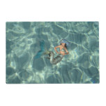 Underwater Mermaid Placemat