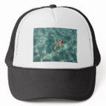 Underwater Mermaid Trucker Hat